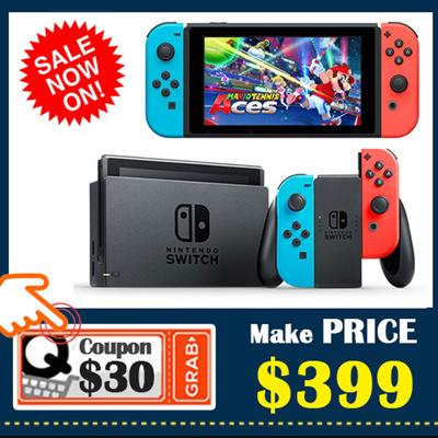 [Genuine] Nintendo Switch With Joy-Con ™ / Console Super Bundle / Nintendo Game Device