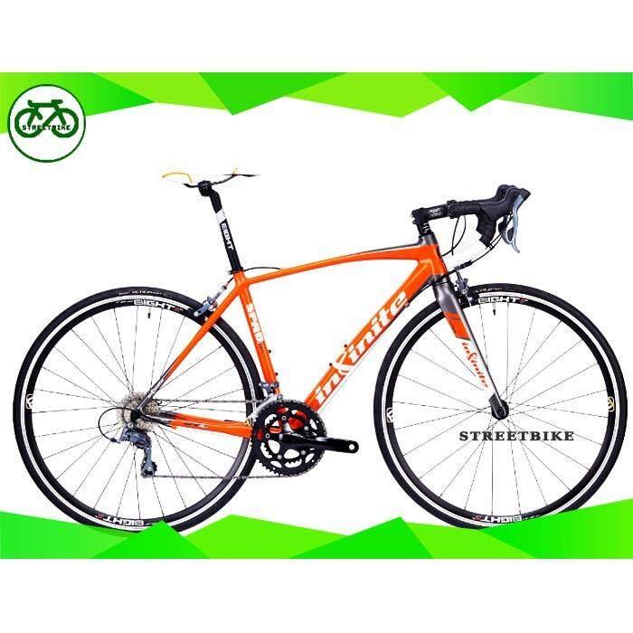 จักรยานเสือหมอบ 700c INFINITE Spad race size 43.5