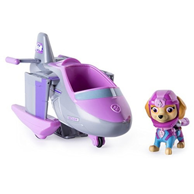 (Paw Patrol) Paw Patrol – Skye's Transforming Sea Patrol Vehicle-20085001-6040063
