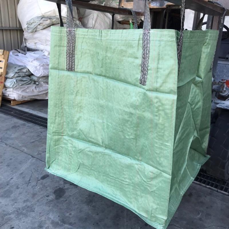 太空袋 工程袋 泥沙袋 廢棄物袋 太空包 大開口 下平底 長90寬90高100