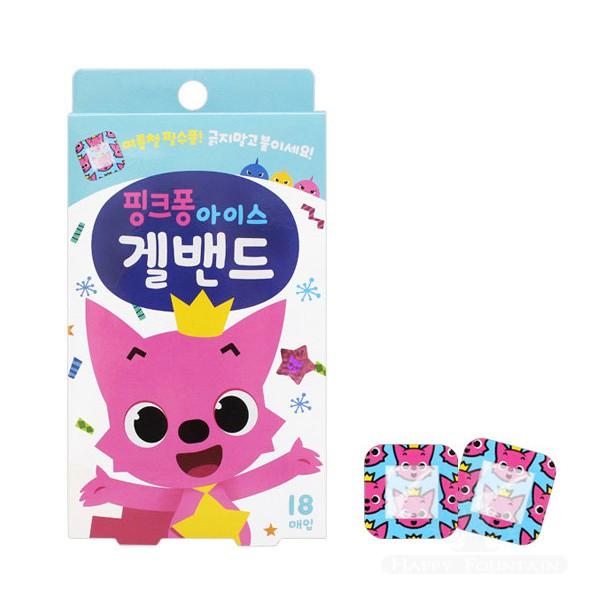 韓國碰碰狐 水感止癢涼涼貼 (包)