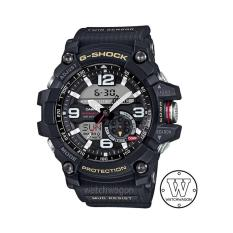 Casio G-Shock Twin Sensor Mudmaster GG-1000-1A (Black)