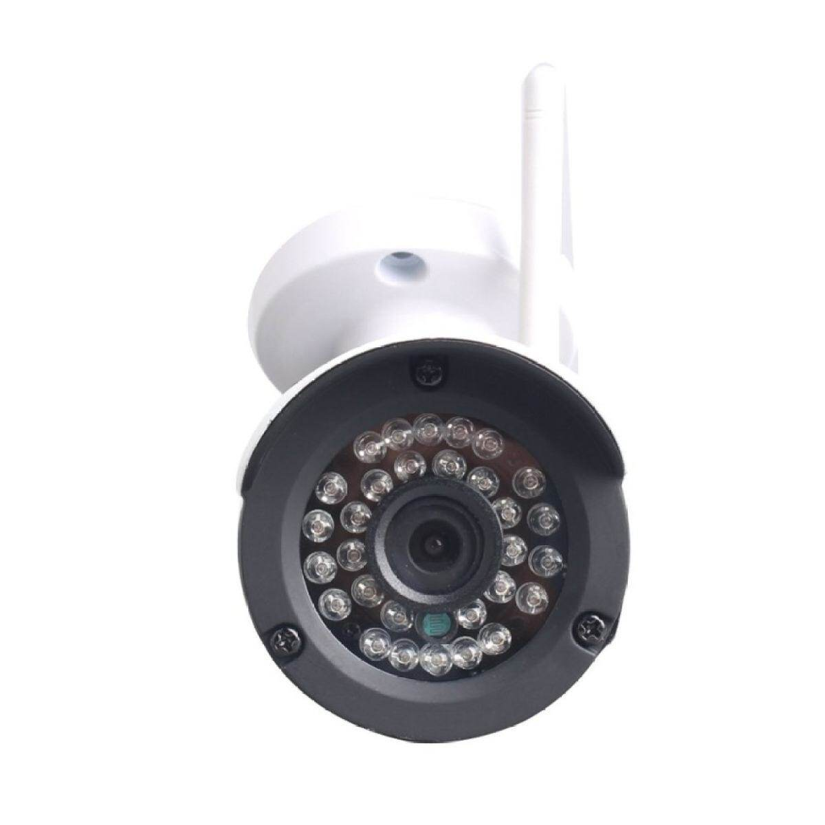 Z-BEN-IR53 960P/1.3MP AHD Camera.30Meter Night Vision Security Camera.3.6mm Lens 36pcs Leds CCTV Camera w/ IR CUT. Only Work w/ AHD Hybrid DVR(Aluminum Alloy White)