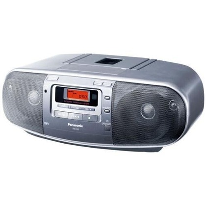 【ZERO 3C】  國際牌 Panasonic 手提CD/MP3收錄音機RX-D50@公司貨(含稅)