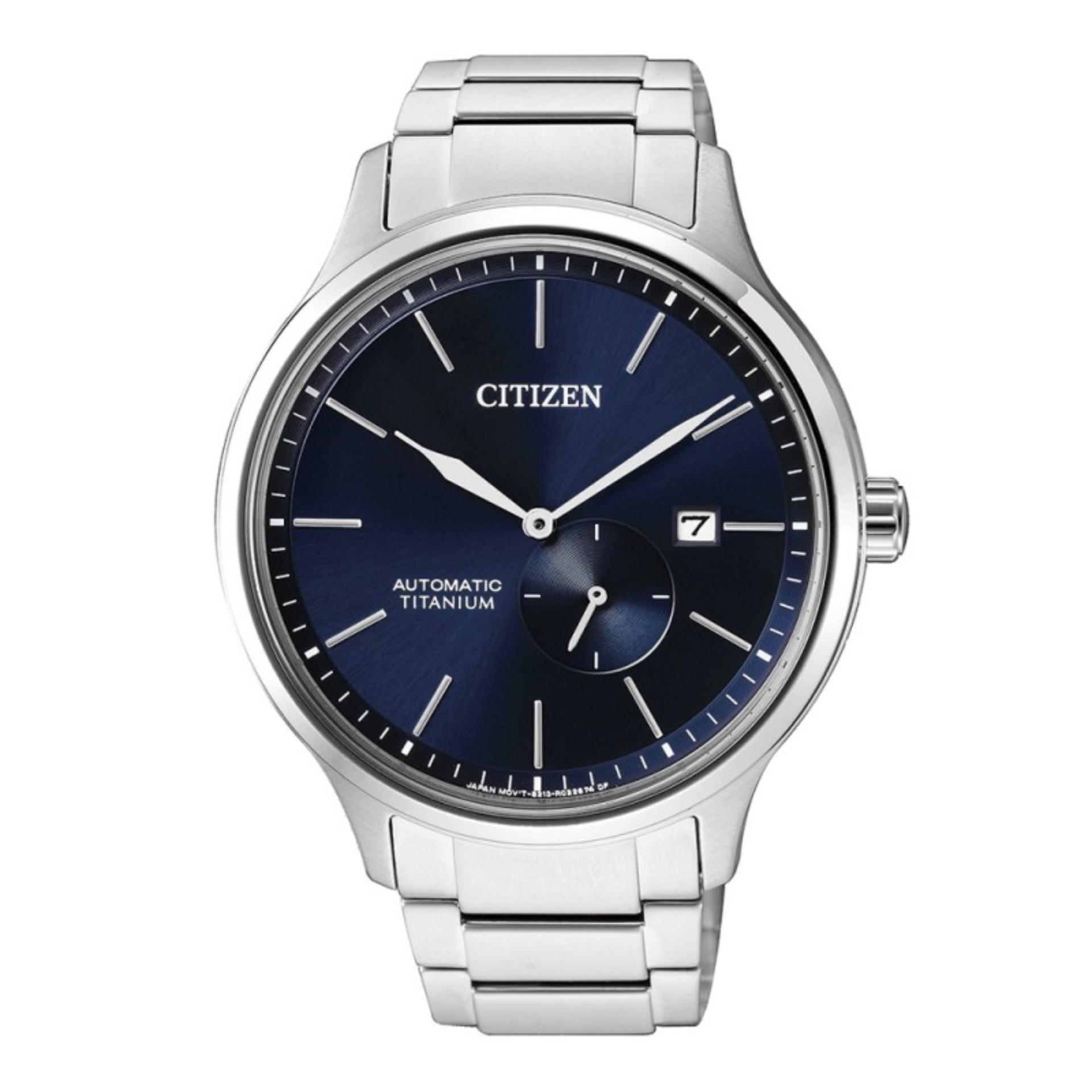 Citizen NJ0090-81L Automatic Titanium Analog Men's Watch