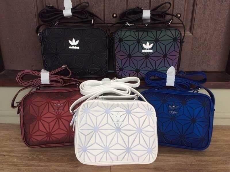 Adidas Originals 3D Mini Airliner Style Shoulder Bag