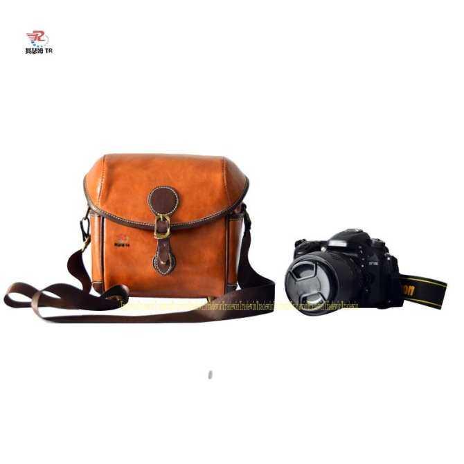 Soft Leather Camera Shoulder Case bag For Fujifilm XT100 XA5 XA3 XA20 XA10 XPro2 XT20 XT10