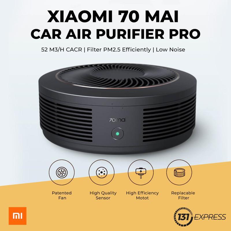 Xiaomi 70 Mai Car Air Purifier Pro