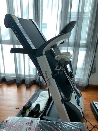 Foldable Heavy Duty Electric treadmill