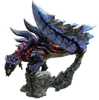♡155cm♡滅盡刃 斬龍 原色款 憤怒款 模型 CBF - 魔物獵人 世界 XX 收藏 模型 轉蛋 CAPCOM