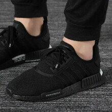 KUMO SHOES Adidas NMD R1 Japan Black 全黑 日文 男鞋 輕量 百搭 BD7754