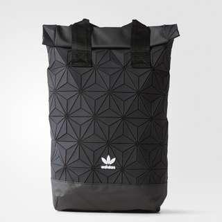 Adidas Originals 3D Mesh ROLL TOP BACKPACK 2017 (GEN 2) - Issey Miyake Style Bag