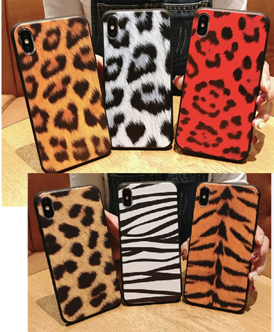 Oppo R11 R11S Plus Fashion Leopard Jelly Case  25310