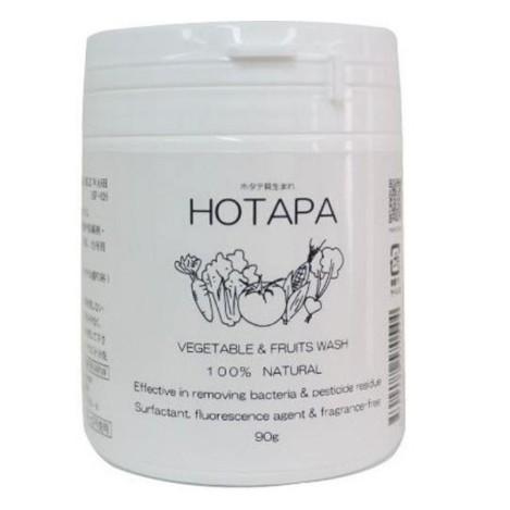 日本HOTAPA天然蔬果清潔粉90g