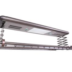 Auto Laundry Rack System 7 Years Motor Warranty UV Light/Fan/Heater