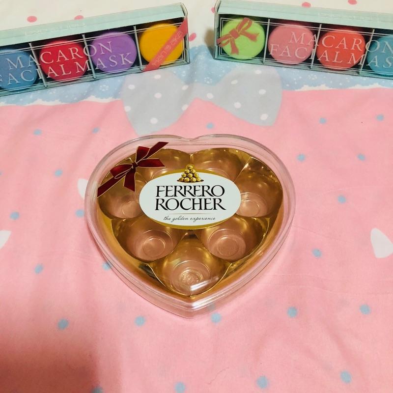 金莎巧克力盒(小)