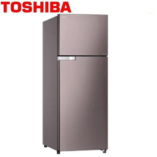[滿3千,10%點數回饋]『TOSHIBA』☆東芝 330公升雙門變頻冰箱 典雅金 GR-A370TBZ **免運費+拆箱定位+舊機回收**