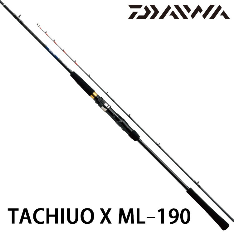 DAIWA 漁拓釣具  TENYA TACHIUO X  太刀 天亞竿