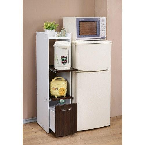 【樂樂生活精品】《C&B》一般型廚房隙縫電器櫃 免運費!(請看關於我)