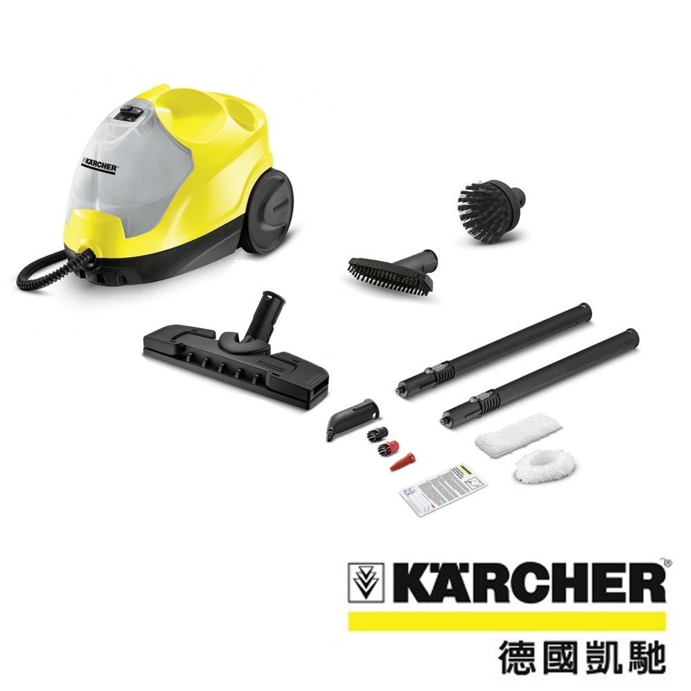 德國凱馳 Karcher SC4 多功能高壓蒸氣清洗機 送LAICA舒肥棒