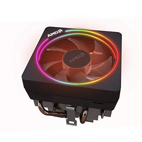 ~協明~ AMD Wraith Prism 光環 RGB LED 原廠幽靈風扇 / 全新品