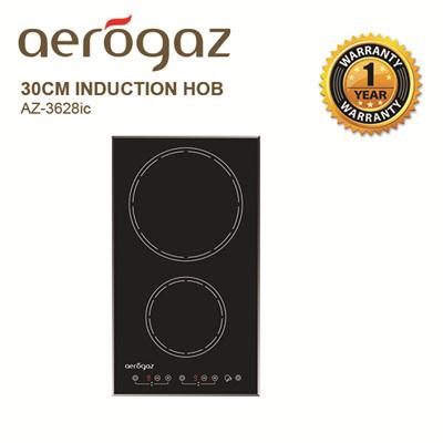 Aerogaz 30cm Glass hob Induction AZ 3628IC