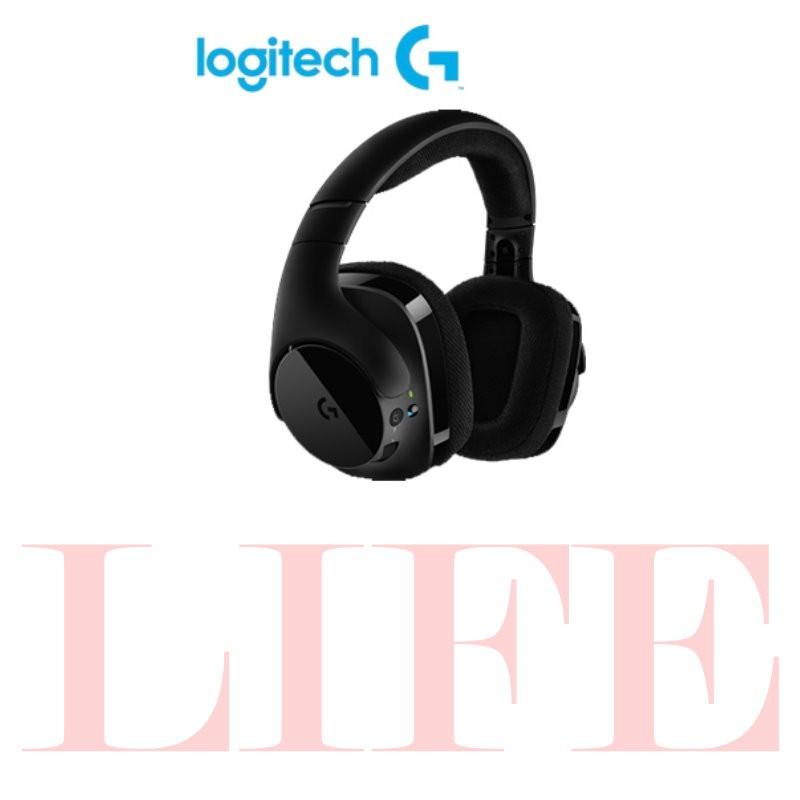 Logitech 羅技 G533 7.1 環繞音效遊戲耳機麥克風【生活資訊百貨】