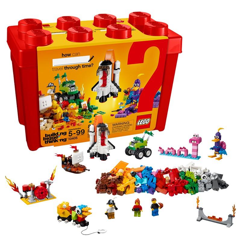 LEGO樂高經典創意60周年10405火星任務 兒童玩具積木拼裝男孩女孩