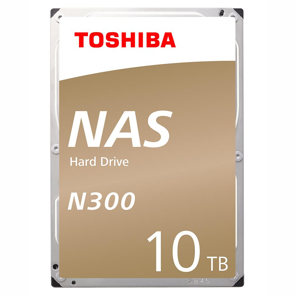 Toshiba N300 3.5吋 10TB 7200RPM/128MB NAS硬碟