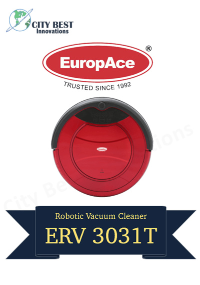 EUROPACE Robot Vacuum Cleaner ERV 3031T