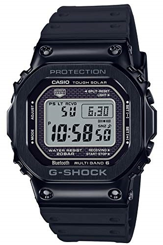 ▶$1 Shop Coupon◀  Casio G-Shock GMW-B5000G-1JF Radio Solar Watch (Japan Domestic Genuine Products)