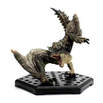 ♡155cm♡黑轟龍 - 魔物獵人 世界 XX 盒玩 收藏 模型 轉蛋 CAPCOM