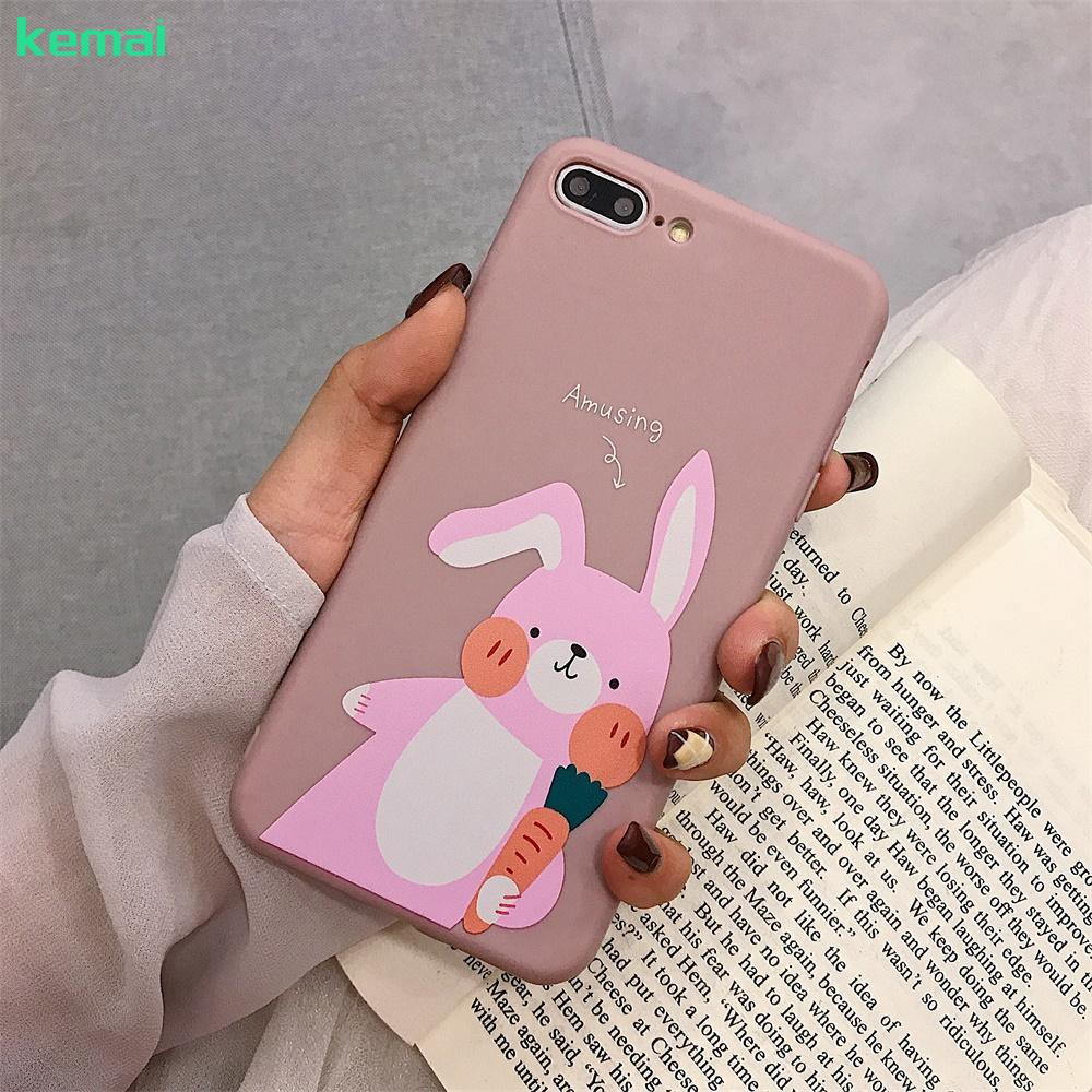 ✨ VIVO Y75(V7)/Y79 Cute Bear TPU Case Y71/Y83/Y85/Y91/Y93/Y97/V11i(Z3) Soft Cover