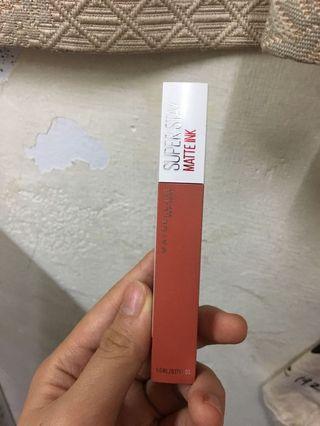 Maybelline 超持久霧感液態唇膏 210表演家