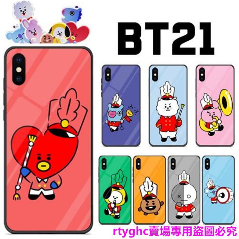 exclusive new bt21 case bts bangtan boys group tata phone case