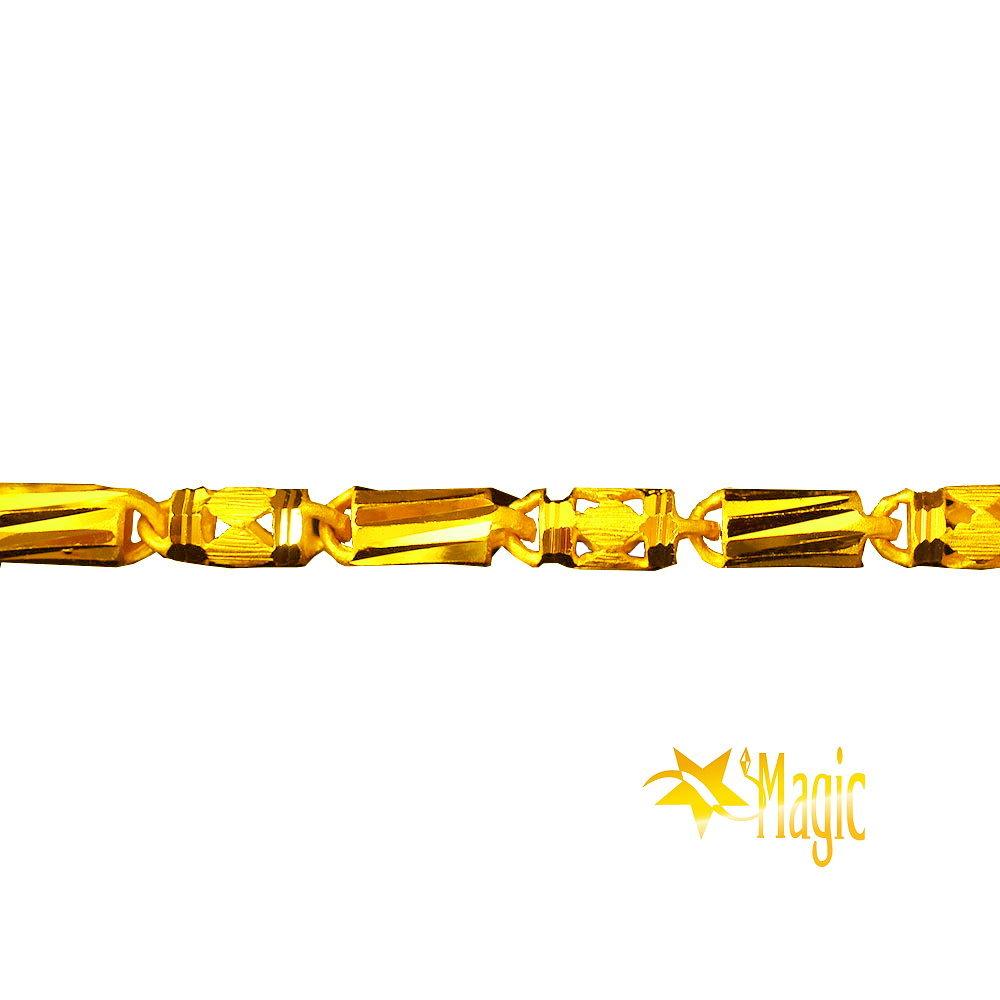 Magic魔法金-相守黃金項鍊(約2.75錢)