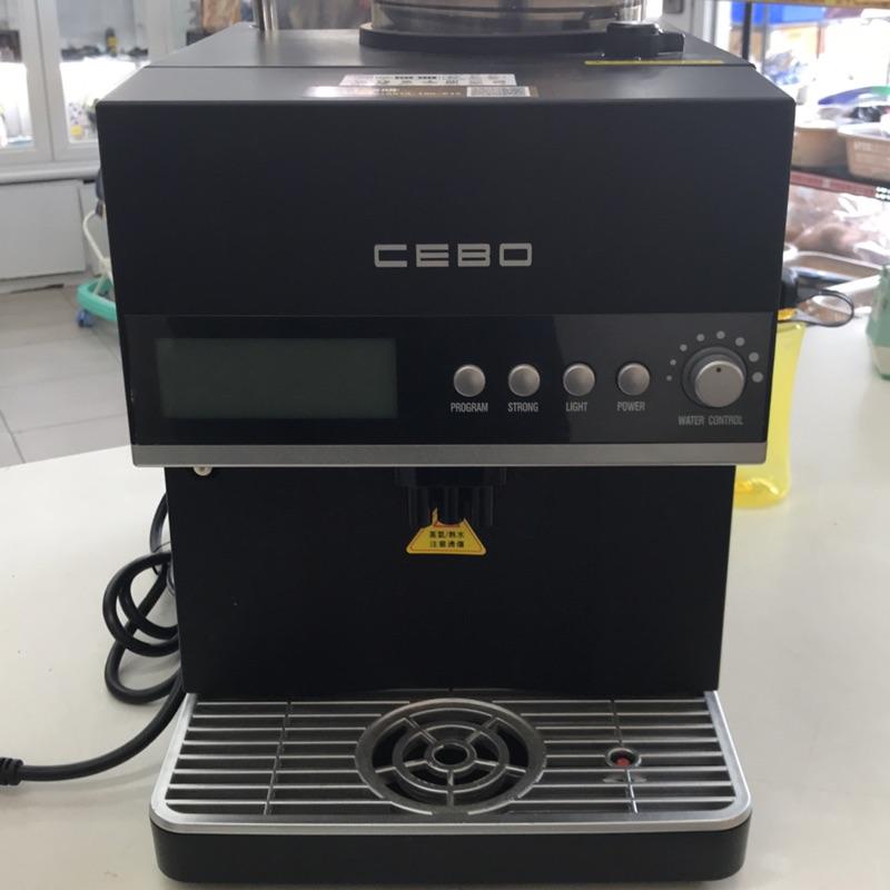 CEBO喜寶全自動咖啡機(CEBO-YCC50B)