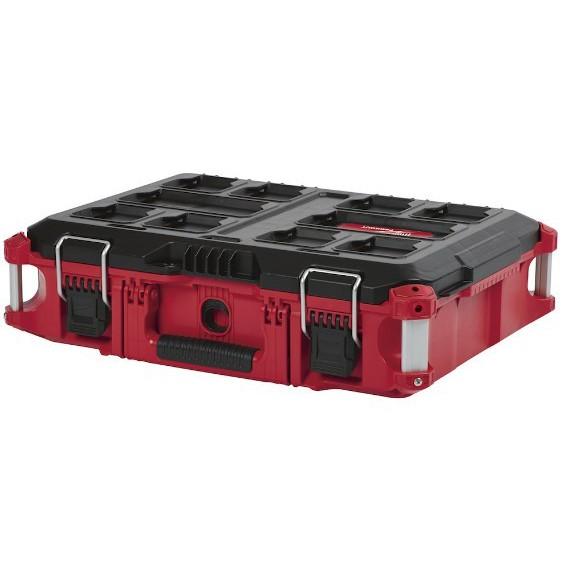 【含發票】Milwaukee 米沃奇 Packout配套工具箱(中) 48-22-8424 *系統工具箱 堆疊箱