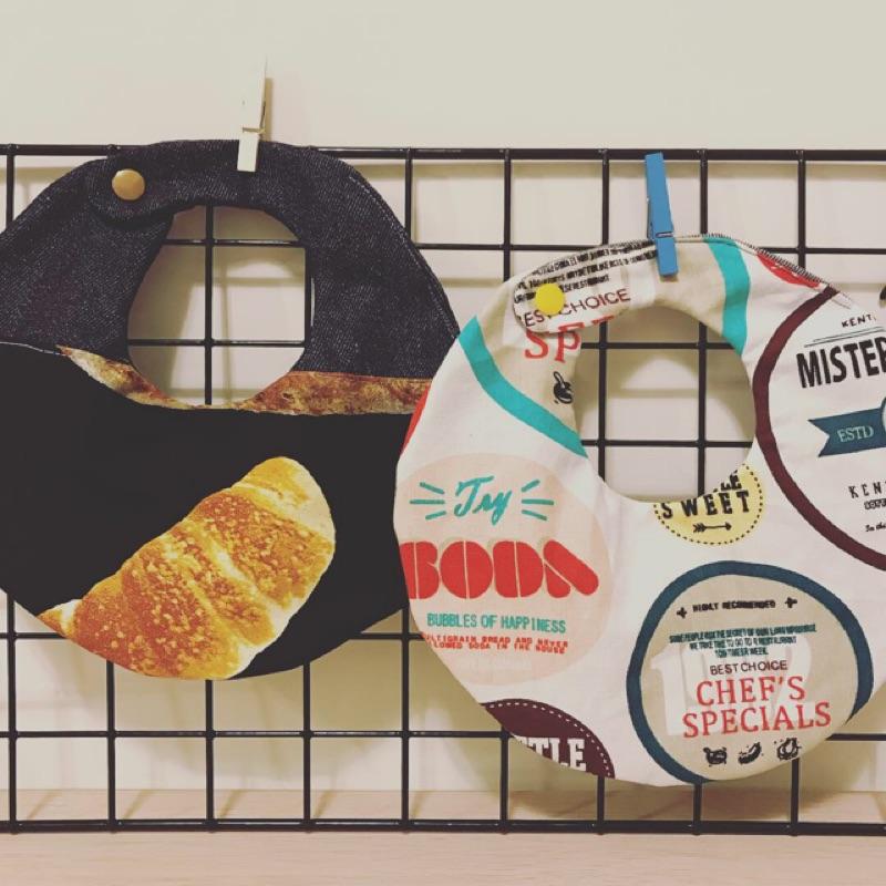 「純棉」麵包罐頭兜