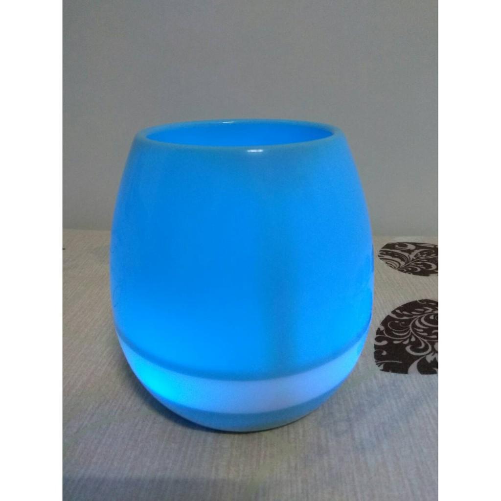 智能花盆藍芽喇叭k3/智能花盆/藍芽喇叭/花盆/藍芽/喇叭/k3/夜燈