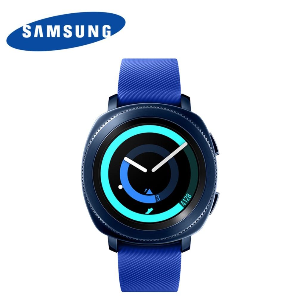 🔥現貨全新🔥三星 Samsung Gear Sport  鬥士黑/勇者藍 穿戴 手錶