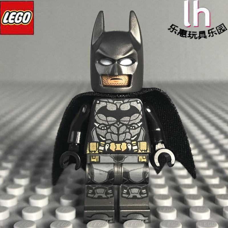 【樂高】LEGO樂高 超級英雄 76112 sh535 蝙蝠俠 雙表情 人仔