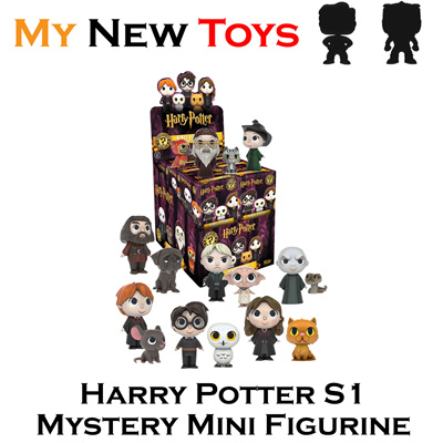 Mystery Mini Harry Potter Series 1 Mystery/ Blind Box