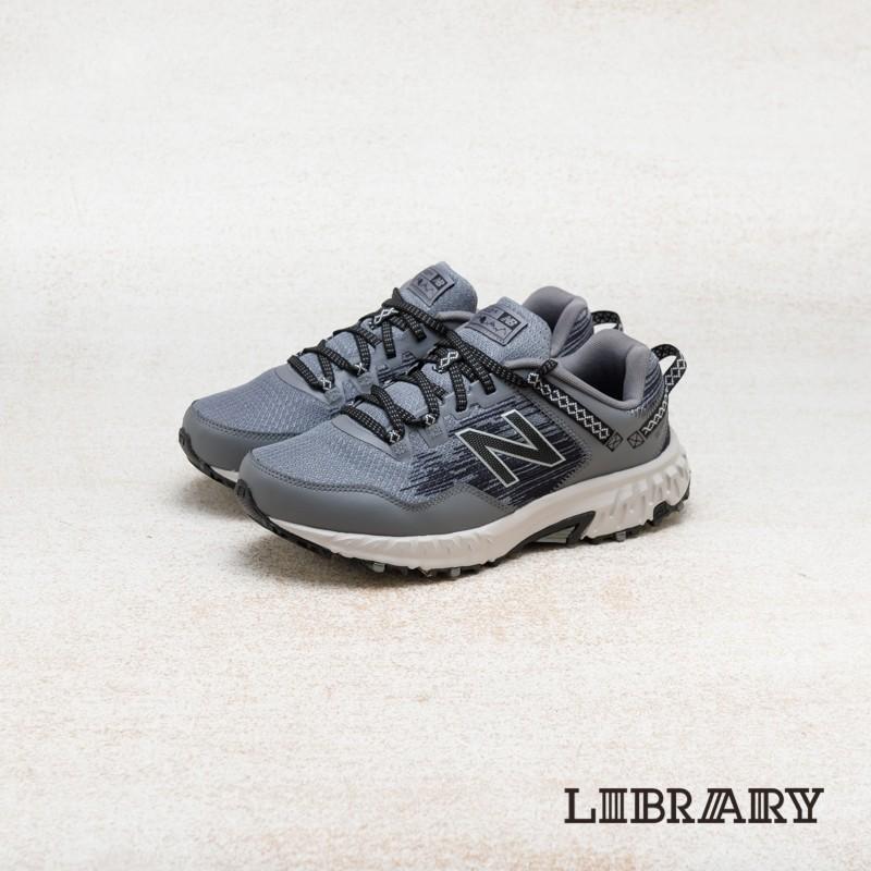 NEW BALANCE MT410 越野鞋 戶外 露營 灰色 男生