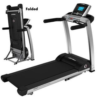 🚚 Life Fitness F3 Foldable Treadmill