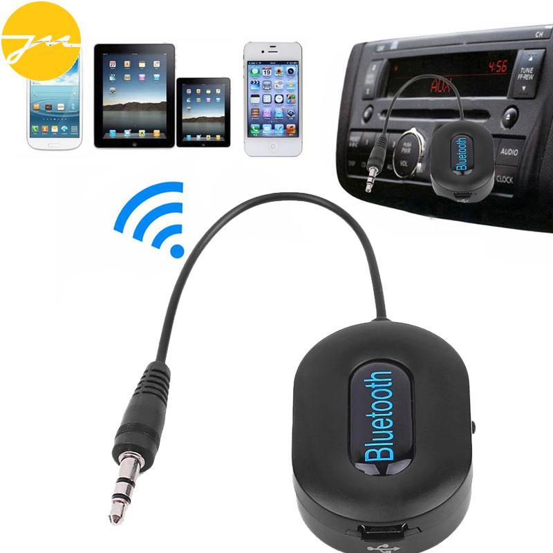 3.5MM Car Auto Wireless Bluetooth 3.0 Receiver Stereo Adapter USB Charging