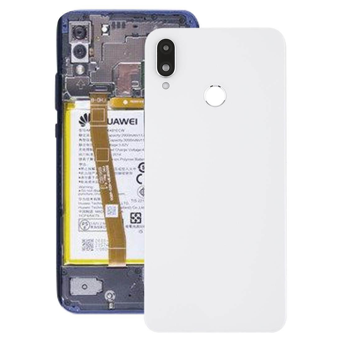 Back Cover with Camera Lens (Original) for Huawei Nova 3i(White)