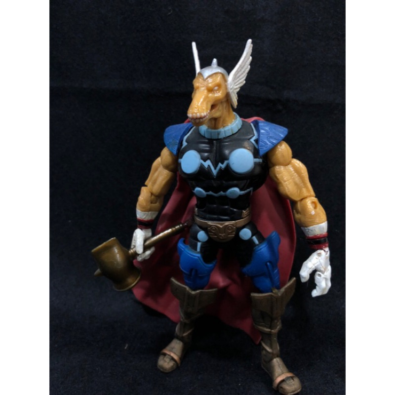 Toybiz Marvel Legends Beta Ray 雷公 雷神