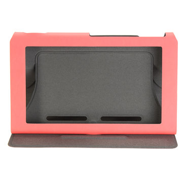 Magnetic PU Leather Flip Stand Holder Protective Case Cover For Nintendo Switch