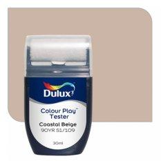 สีขนาดทดลอง Dulux Colour Play™ Tester - Coastal Beige 90YR 51/109